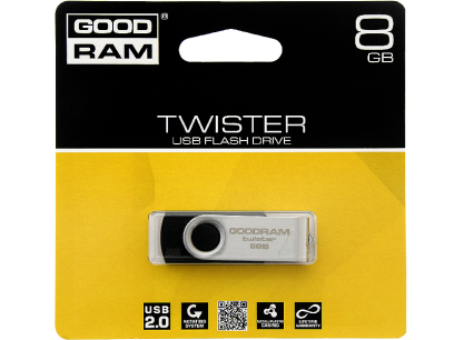 PENDRIVE TWISTER 2.0 8GB